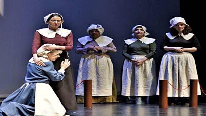 La pluma de Arthur Miller, con el Grupo de Teatro del Ágora