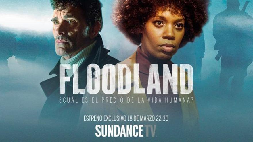 Se estrena 'Floodland', una serie holandesa sobre un crimen transfronterizo