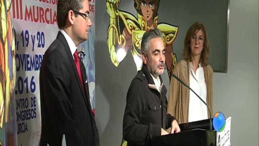 Murcia se reManga espera a 30.000 visitantes