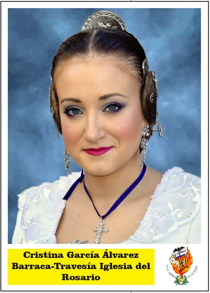 Falleras mayores de Canyamelar-Grau-Nazaret de 2021