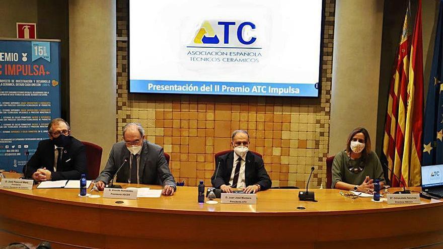 Los técnicos cerámicos quieren impulsar la innovación en el sector