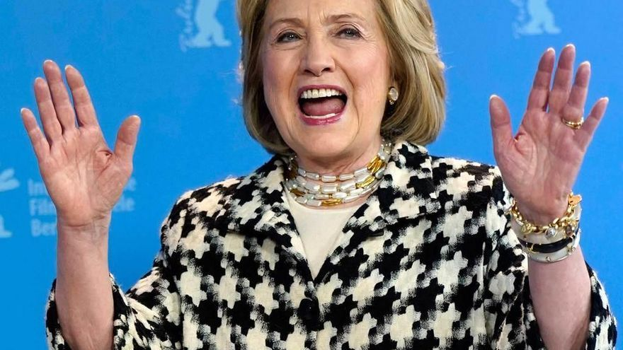 """Hillary Clinton: """"Siempre hay que seguir adelante a pesar de las críticas"""""""