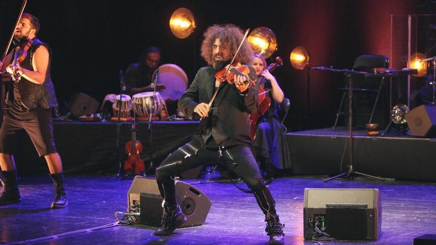 Ara Malikian se lesiona en el hombro y cancela su concierto de Vigo