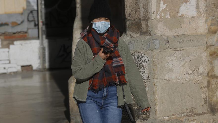 Los municipios de Valencia donde ha hecho más frío en las últimas horas