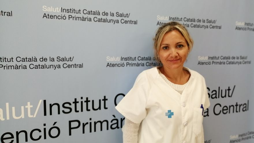 La doctora en infermeria Glòria Saüch rep una beca per al projecte del Xat Jove de l'Anoia