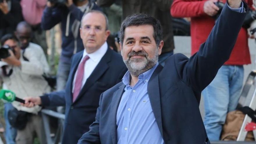 """Jordi Sànchez presenta un equipo """"plural"""" y """"potente"""" para dirigir la Crida"""