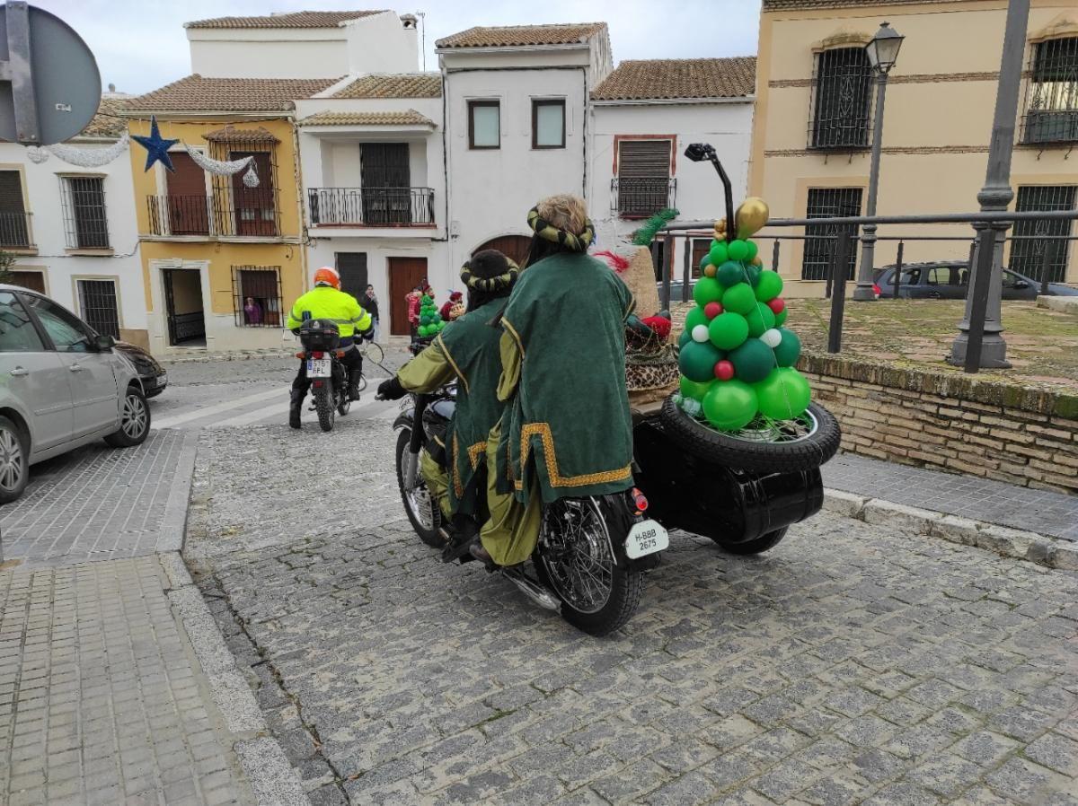 Los Reyes Magos visitan la provincia de Córdoba