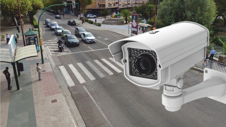 Calatayud ya cuenta con 73 cámaras de vigilancia en el casco urbano