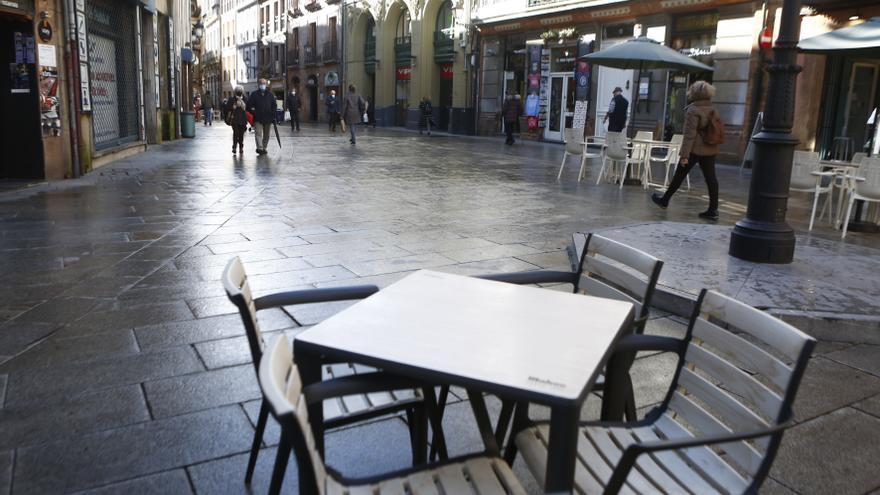 Nuevas restricciones en Oviedo: esto es todo lo que se permite a partir del miércoles en la capital
