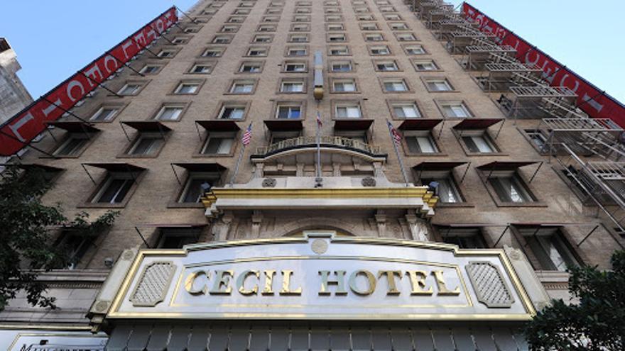 El último misterio viral del hotel Cecil