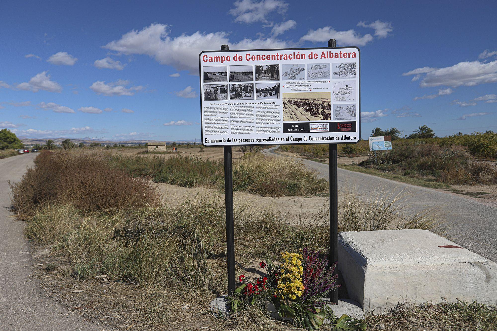 Galería: Buscan la fosa con las víctimas del campo de concentración de Albatera