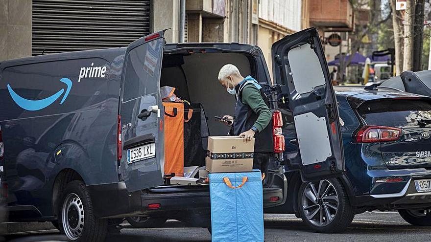 Les empreses catalanes a Amazon exporten un 50% més durant el 2020