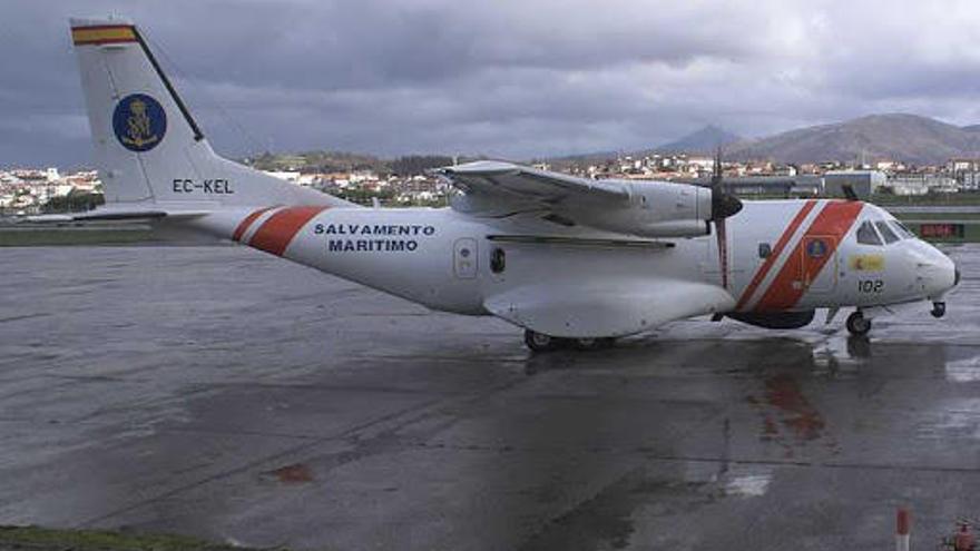 Retoman la búsqueda del tripulante del pesquero de Caleta de Vélez hundido