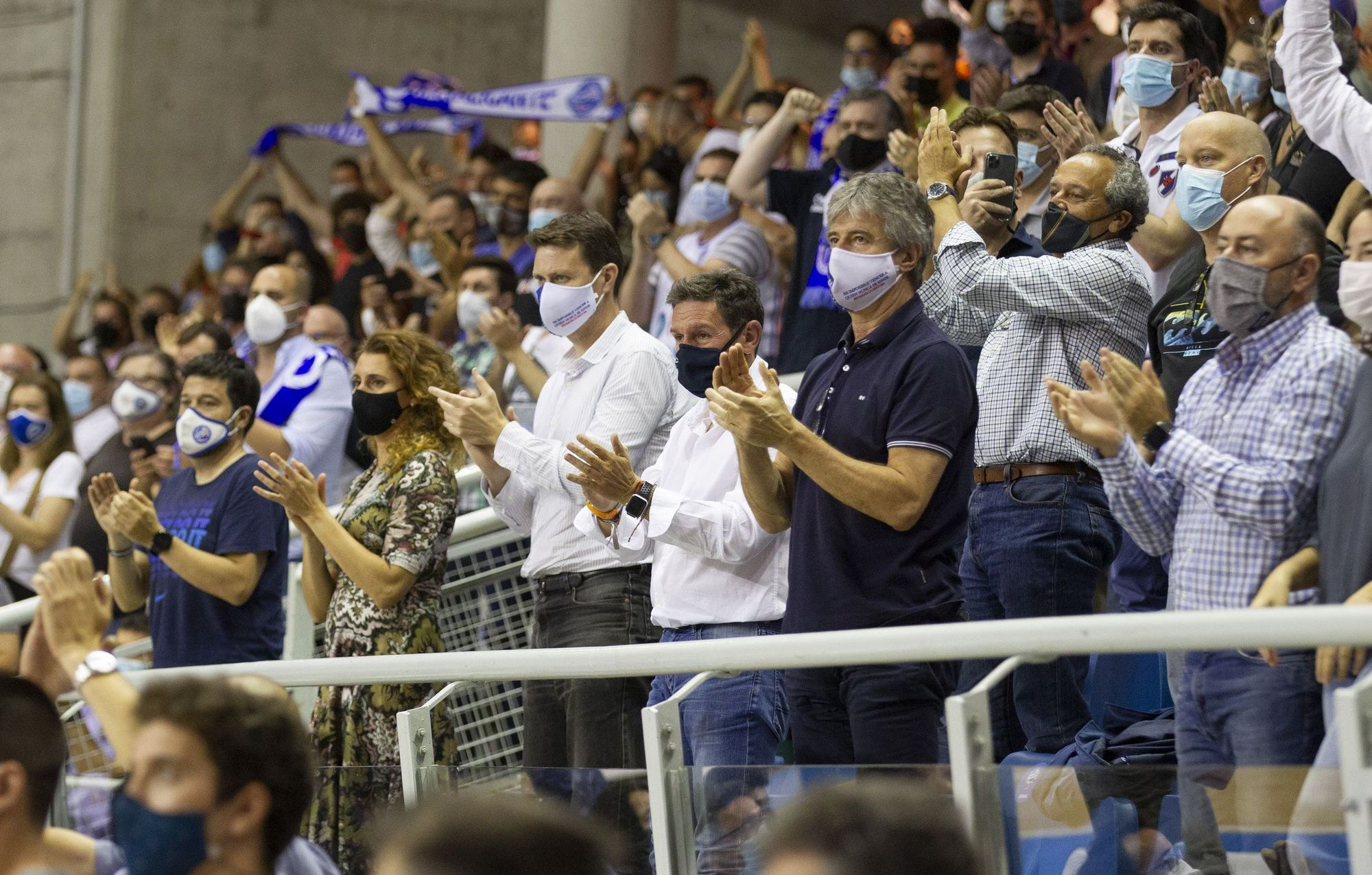 El HLA Alicante, con licencia para creer en todo