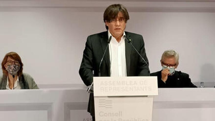 El Consell per la República ofereix diàleg a ERC per pactar la seva reformulació