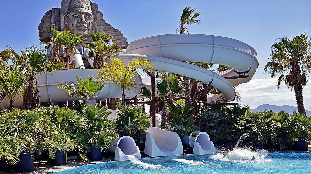 Las instalaciones del resort de Marjal en Guardamar. | INFORMACIÓN