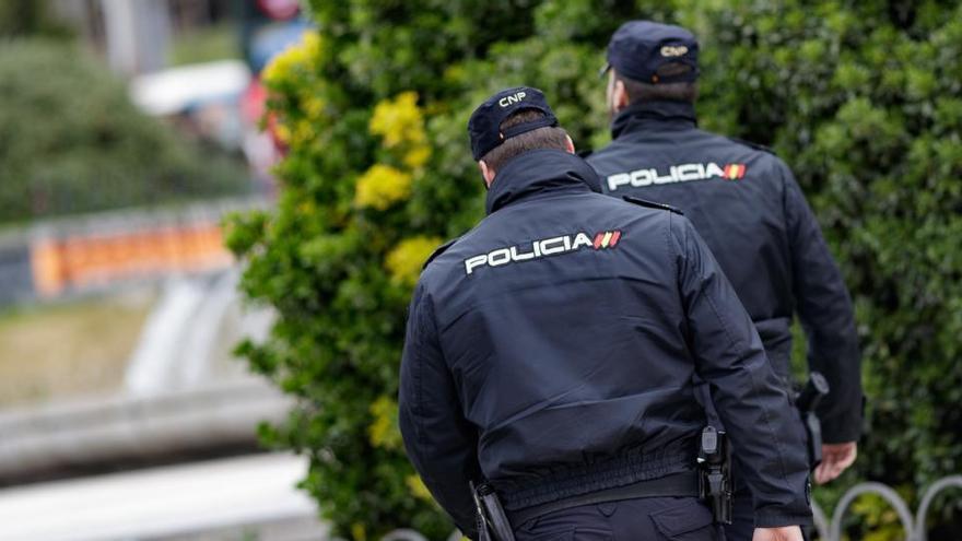 Detenido en Valencia por agredir a su exnovia, de la que tenía una orden de alejamiento