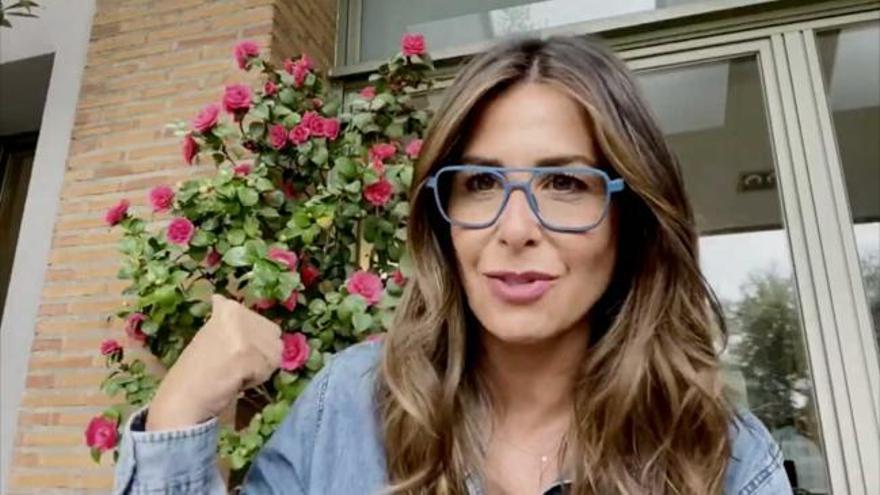 #YoMeQuedoEnCasa de famosos: Nuria Roca