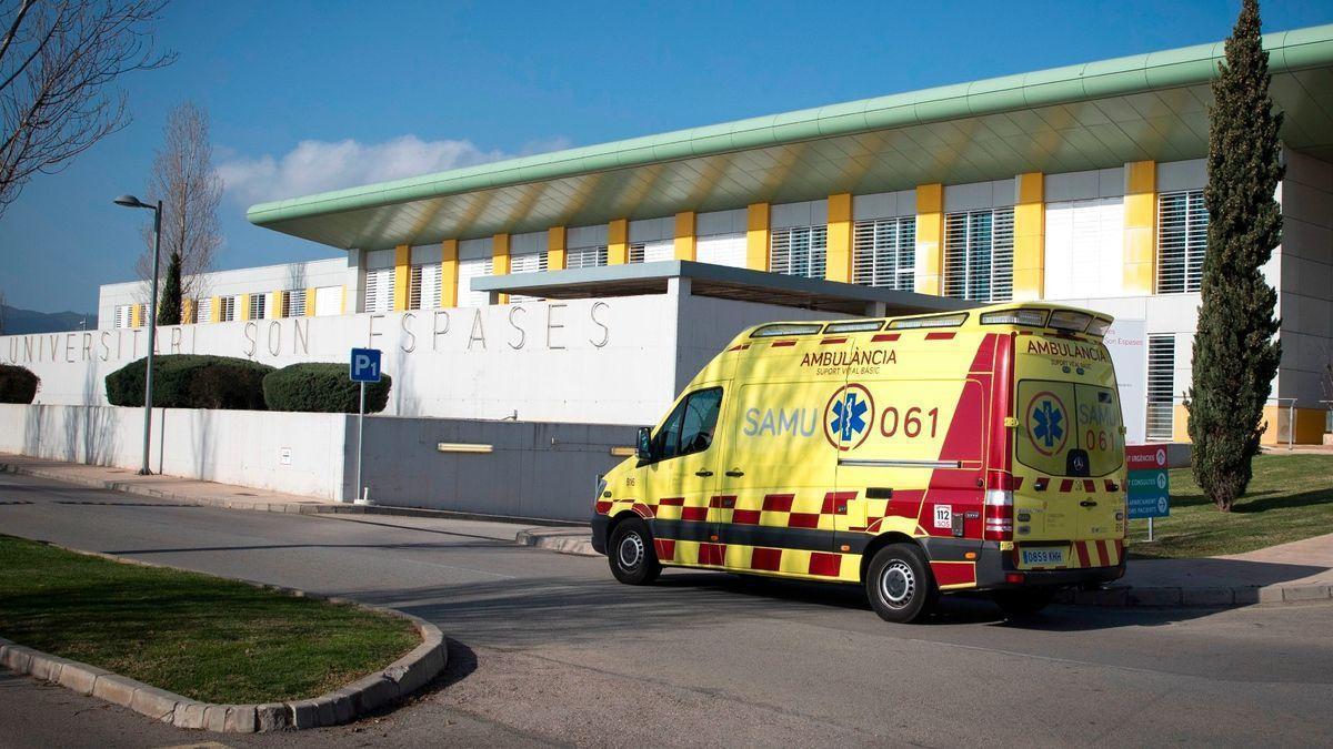 L'Hospital Son Espases de Mallorca