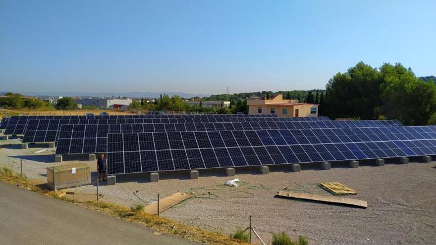 Riego con energía solar en Torrent