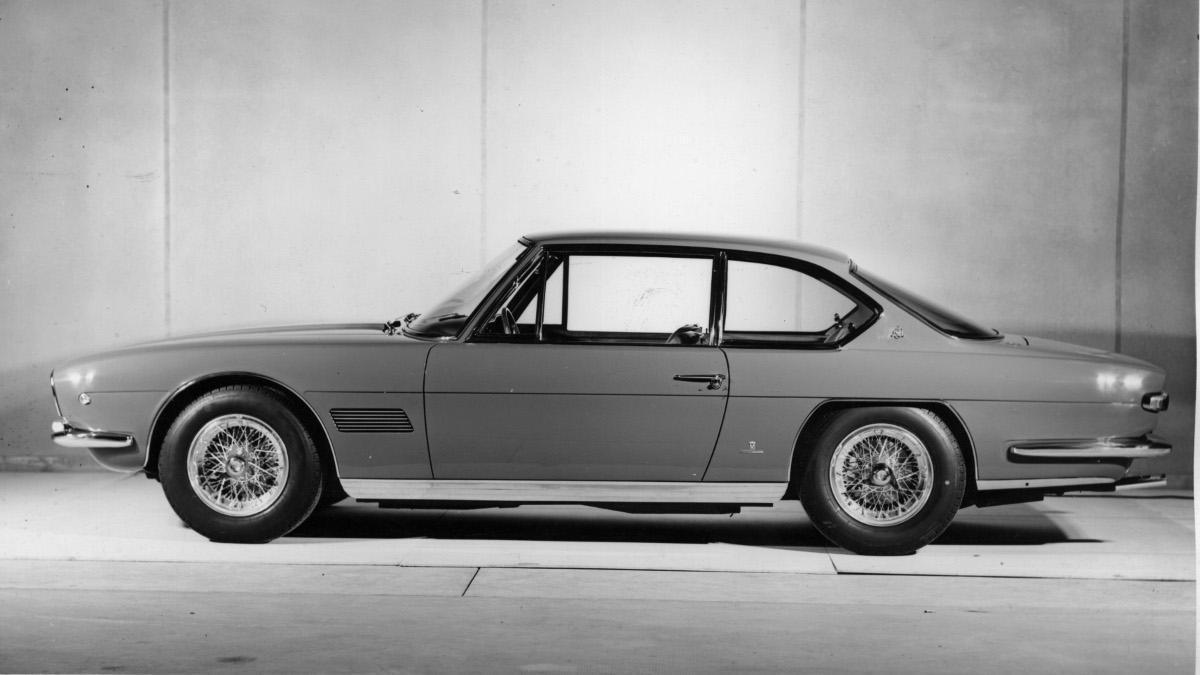 Maserati Mexico: 55 años de uno de los GT italianos más elegantes de todos los tiempos