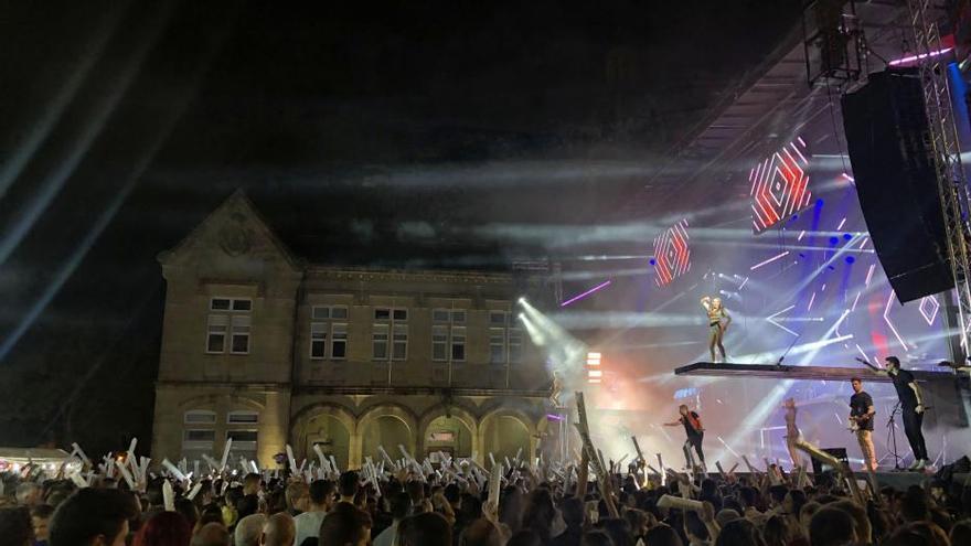 Festas de San Paio 2019: A Estrada se echa a las calles