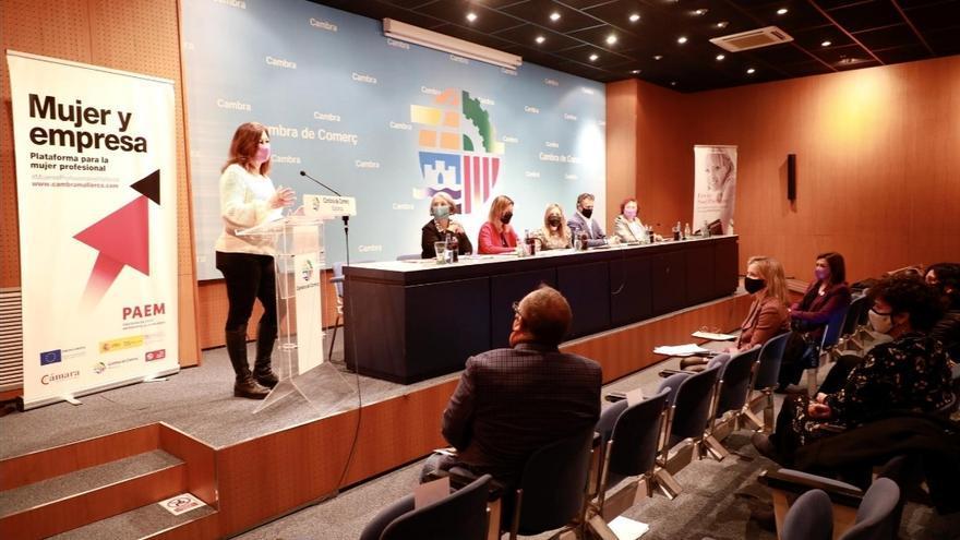 Presentan la iniciativa 'Dona Impuls', que ayudará a 400 mujeres de Baleares a iniciar un proyecto empresarial