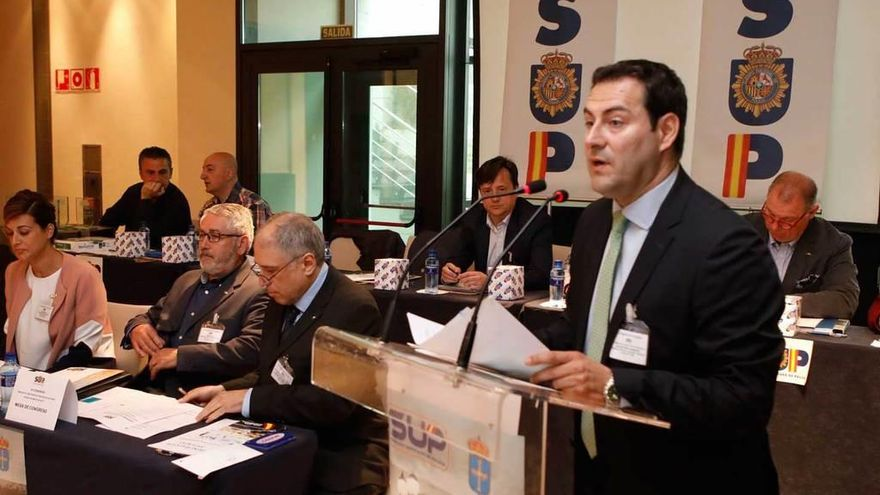 José González, elegido nuevo secretario general del SUP