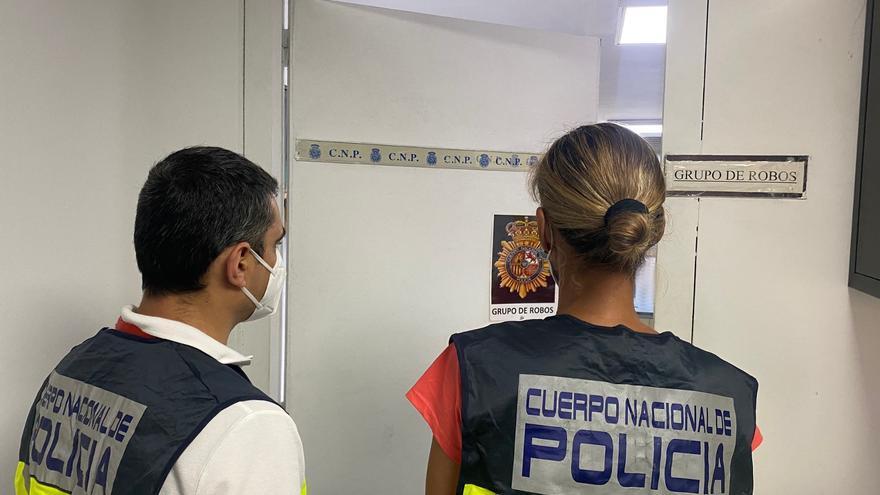 Detenido por una oleada de robos en domicilios de Palma mientras sus moradores dormían