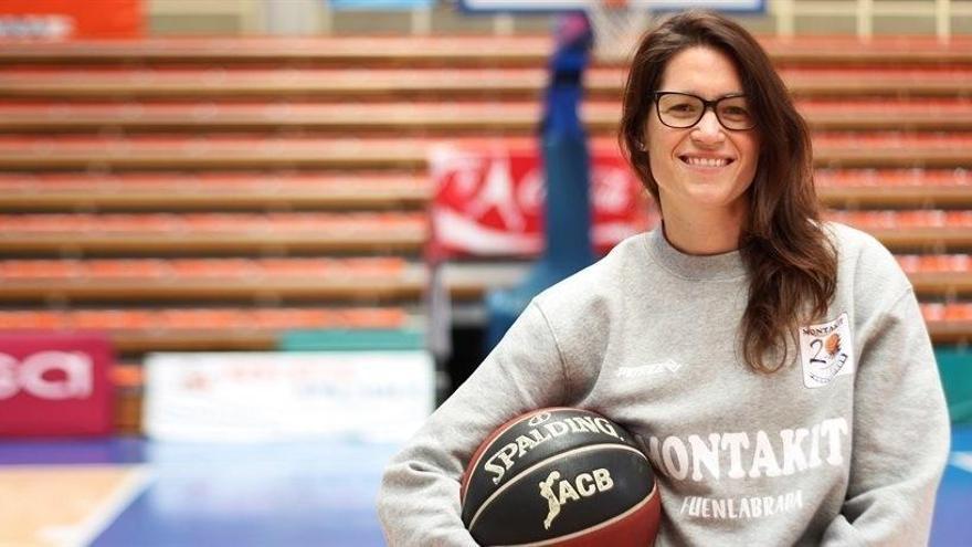 Anna Montañana, la primera entrenadora de la ACB