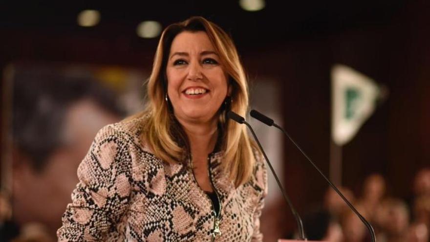 """Díaz pide una """"mayoría sólida"""" para que Sánchez """"no dependa de nadie"""""""