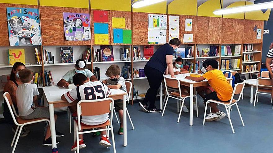'Aventures amb lectures' en el Nou Llevant para menores de entre 6 y 12 años