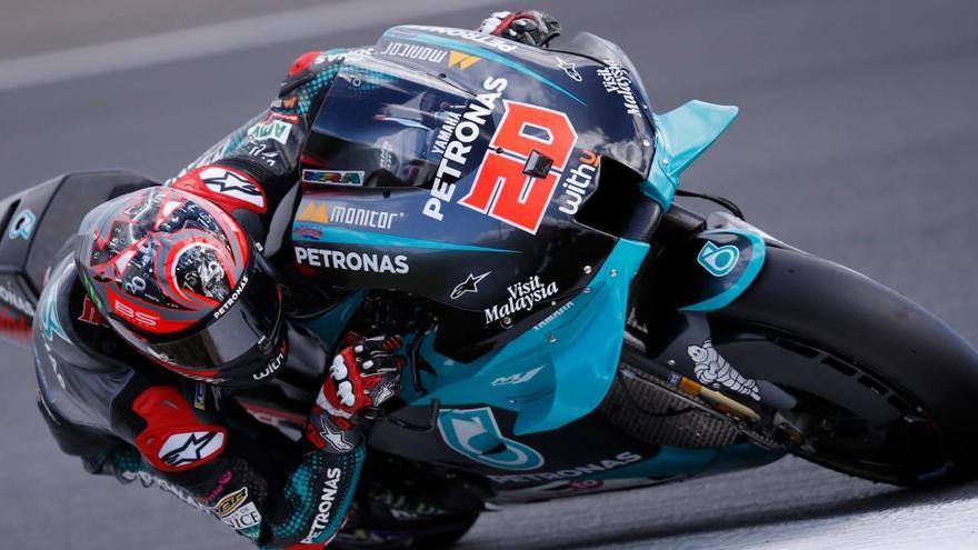 Quartararo no falla y se adjudica la pole en Le Mans