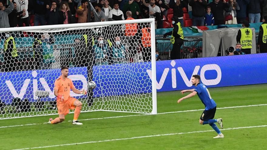 Eurocopa: España vs. Italia, resumen y goles del partido