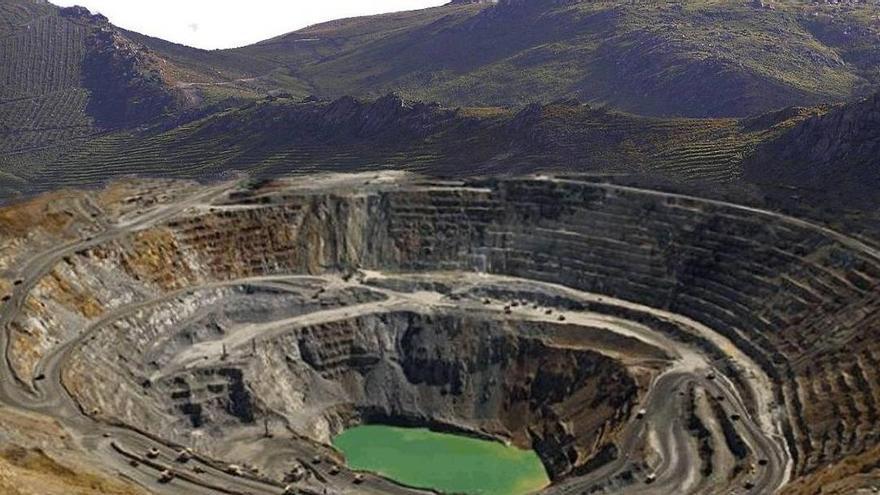Mesa redonda online sobre la mina de Valtreixal, este sábado a las 19.00 horas
