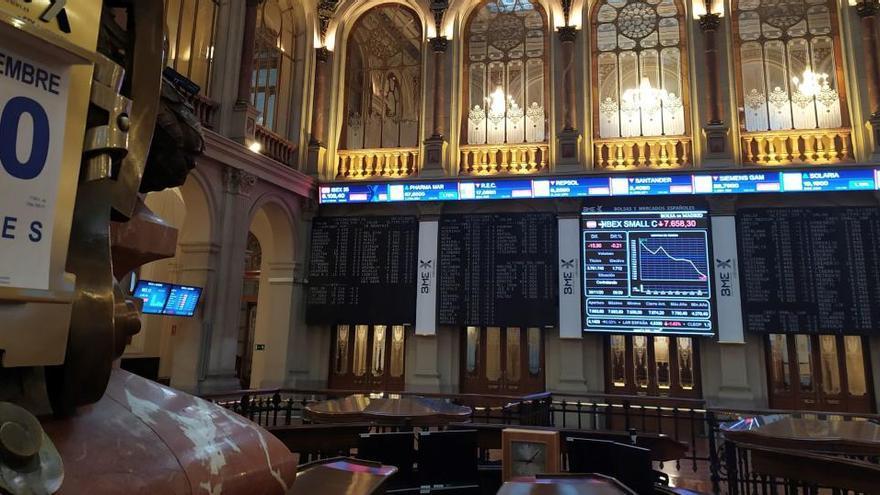 El Ibex marca el mejor mes de su historia con un alza del 25%