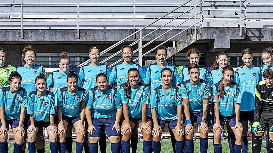 Inicio de liga para todos los equipos de la Escuela de Fútbol Femenina Rosalía