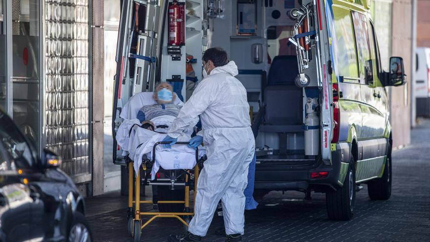 Los contagios por COVID aflojan en Zamora: nueve casos y sin muertes