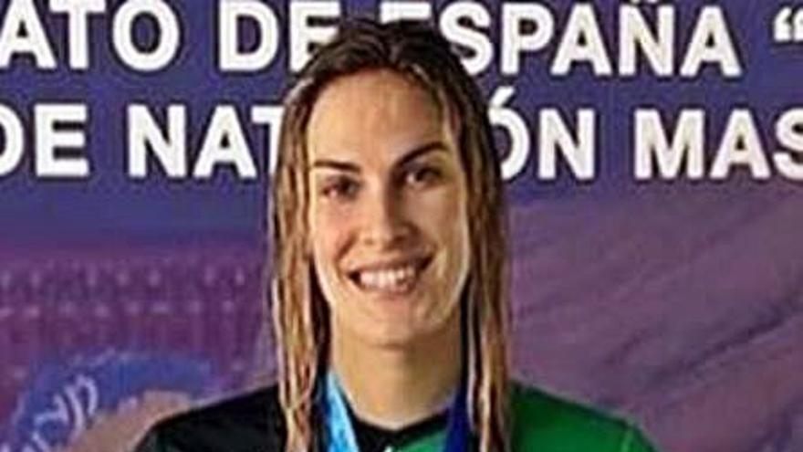 Lydia Morant, doble campeona de España con record nacional