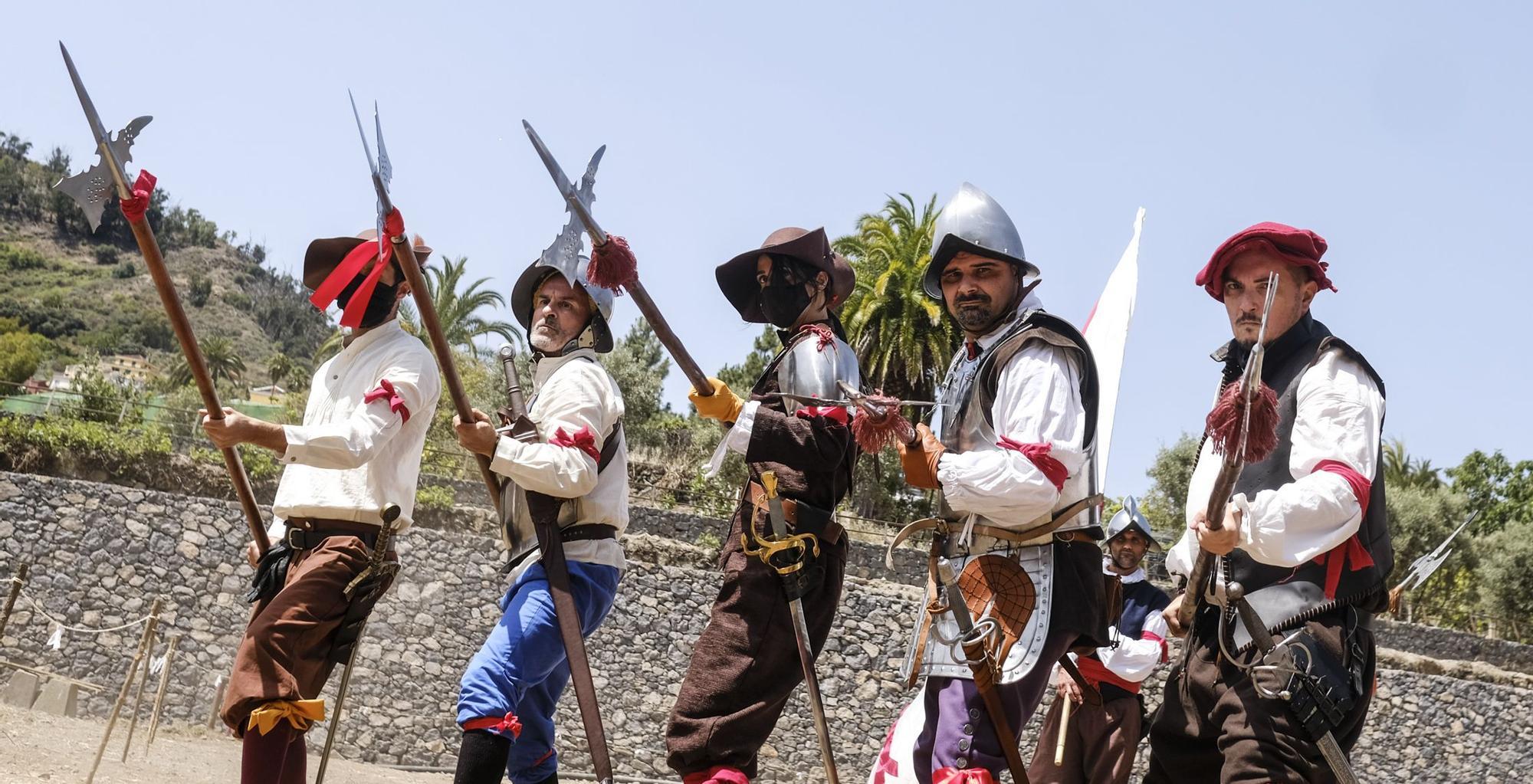 Recreación de la batalla de El Batán (3/07/2021)