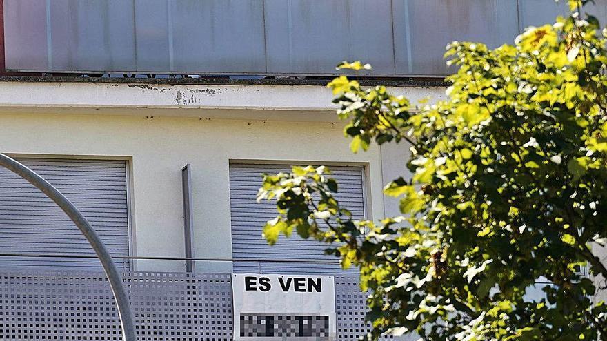 S'enfonsa un 30,6% la compravenda d'habitatges a Girona al mes de juny