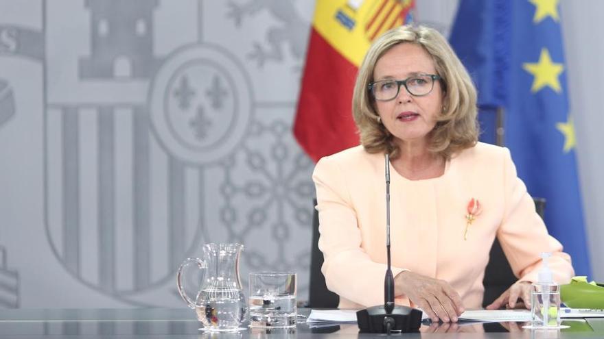 El Tesoro recorta en 15.000 millones de euros su emisión de deuda este año