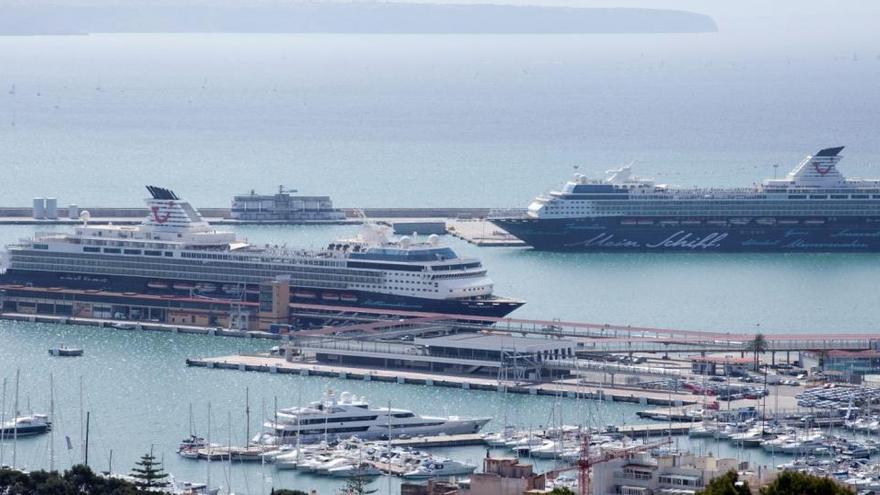 Kreuzfahrtschiffe kehren ab Mitte Juni nach Mallorca zurück