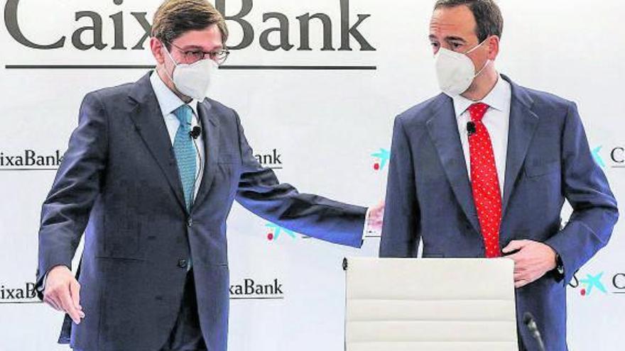 La nueva CaixaBank activa la absorción operativa de la red comercial de Bankia