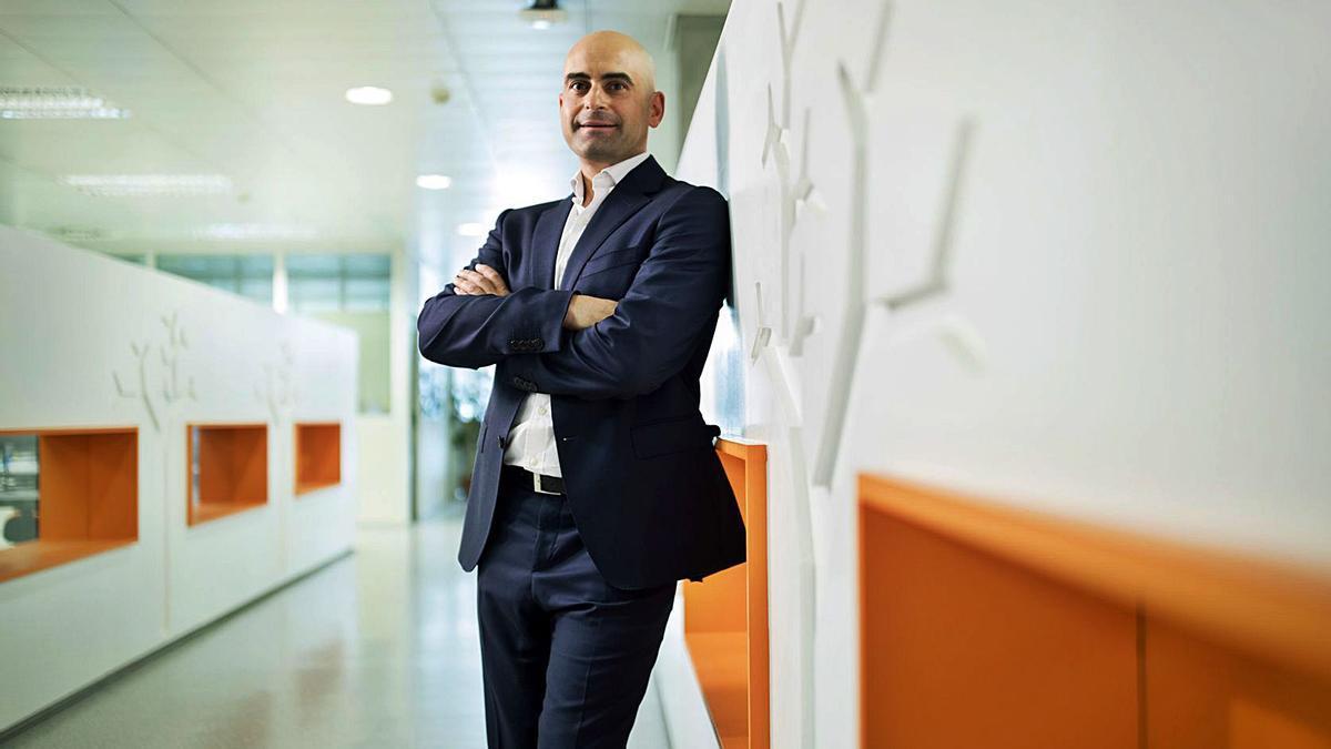 Daniel Sáez Domingo, director de Inteligencia Estratégica y Transferencia del ITI.   EMV
