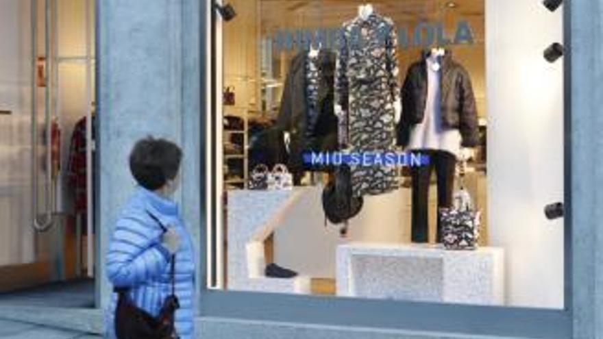 Grandes firmas de moda de Galicia piden la anulación de sus contratos de alquiler