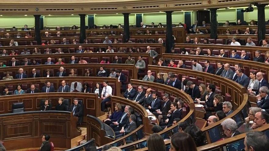 PSOE i Podem acorden la Mesa del Congrés, sense independentistes ni Vox