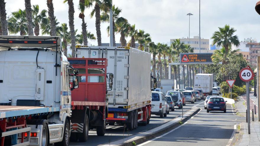 Ciudadanos solicita el soterramiento de la Avenida Marítima