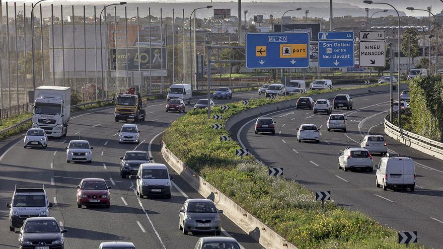 El sector balear  del automóvil  no ve  recuperación  hasta 2022