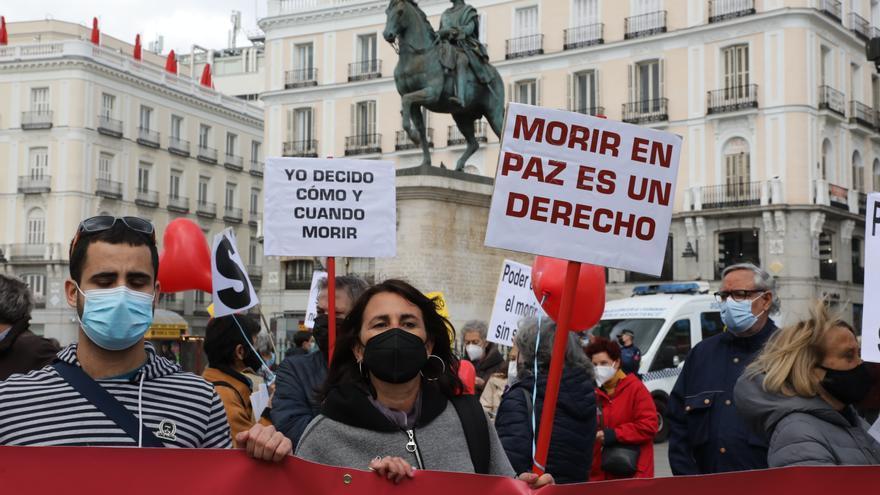 La llei de l'eutanàsia entra en vigor aquest divendres a Espanya